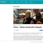 """https://radiogdansk.pl/index.php/pomorze-biega/item/34452-trener-lokalny-miesiecznik-o-bieganiu.html TRENER w Radio Gdańsk """"Pomorze biega i pomaga"""""""